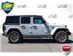 2021 Jeep Wrangler Unlimited Sahara (Stk: 44817AU) in Innisfil - Image 5 of 23