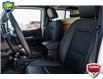 2021 Jeep Wrangler Unlimited Sahara (Stk: 44817AU) in Innisfil - Image 11 of 23