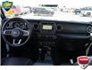 2021 Jeep Wrangler Unlimited Sahara (Stk: 44817AU) in Innisfil - Image 20 of 23