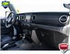 2021 Jeep Wrangler Unlimited Sahara (Stk: 44817AU) in Innisfil - Image 21 of 23
