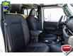 2021 Jeep Wrangler Unlimited Sahara (Stk: 44817AU) in Innisfil - Image 22 of 23
