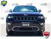 2019 Jeep Grand Cherokee Limited Grey