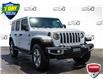 2021 Jeep Wrangler Unlimited Sahara (Stk: 10863UQR) in Innisfil - Image 1 of 26