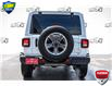 2021 Jeep Wrangler Unlimited Sahara (Stk: 10863UQR) in Innisfil - Image 8 of 26
