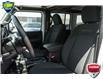 2021 Jeep Wrangler Unlimited Sahara (Stk: 10863UQR) in Innisfil - Image 12 of 26