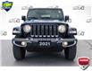 2021 Jeep Wrangler Unlimited Sahara (Stk: 10865UQR) in Innisfil - Image 3 of 25
