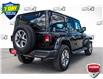 2021 Jeep Wrangler Unlimited Sahara (Stk: 10865UQR) in Innisfil - Image 5 of 25