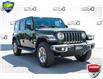 2021 Jeep Wrangler Unlimited Sahara (Stk: 10897UQR) in Innisfil - Image 1 of 25
