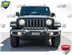2021 Jeep Wrangler Unlimited Sahara (Stk: 10897UQR) in Innisfil - Image 4 of 25