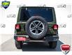 2021 Jeep Wrangler Unlimited Sahara (Stk: 10897UQR) in Innisfil - Image 7 of 25