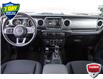 2021 Jeep Wrangler Unlimited Sahara (Stk: 10897UQR) in Innisfil - Image 13 of 25