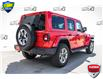2021 Jeep Wrangler Unlimited Sahara Red