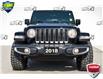 2018 Jeep Wrangler Unlimited Sahara (Stk: 10902UQX) in Innisfil - Image 4 of 24