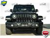 2019 Jeep Wrangler Unlimited Sahara (Stk: 10920U) in Innisfil - Image 4 of 26