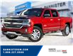 2018 Chevrolet Silverado 1500 High Country (Stk: P21-075) in Edson - Image 1 of 16