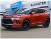 2021 Chevrolet Blazer Premier (Stk: 21-121) in Edson - Image 1 of 18
