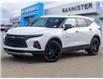 2021 Chevrolet Blazer True North (Stk: 21-189) in Edson - Image 1 of 17