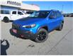 2021 Jeep Cherokee Trailhawk (Stk: 21004) in Perth - Image 1 of 17