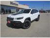 2021 Jeep Cherokee Trailhawk (Stk: 21125) in Perth - Image 1 of 14