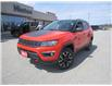 2021 Jeep Compass Trailhawk (Stk: 21142) in Perth - Image 1 of 13