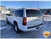 2013 Chevrolet Suburban 1500 LT White