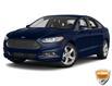 2016 Ford Fusion SE Blue