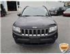 2011 Jeep Compass Limited Blue