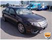 2012 Ford Fusion SEL (Stk: W0432BXZ) in Barrie - Image 5 of 23