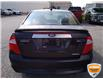 2012 Ford Fusion SEL (Stk: W0432BXZ) in Barrie - Image 8 of 23