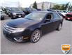 2012 Ford Fusion SEL (Stk: W0432BXZ) in Barrie - Image 12 of 23