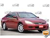2007 Honda Accord EX V6 (Stk: 153140AXZ) in Kitchener - Image 1 of 20