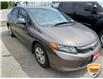 2012 Honda Civic LX (Stk: 156280AZ) in Kitchener - Image 1 of 3