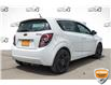 2014 Chevrolet Sonic LS Auto (Stk: 44775CUXJZ) in Innisfil - Image 6 of 21
