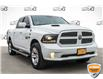 2013 RAM 1500 Sport White