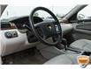 2011 Chevrolet Impala LTZ Silver
