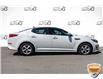 2014 Kia Optima LX White