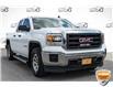 2015 GMC Sierra 1500 Base White