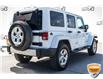 2014 Jeep Wrangler Unlimited Sahara (Stk: 44453AUZ) in Innisfil - Image 6 of 20