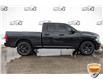 2017 RAM 1500 ST Black