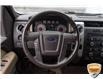 2009 Ford F-150 XLT Black