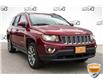 2014 Jeep Compass Limited (Stk: 45168AUXZ) in Innisfil - Image 1 of 23