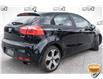 2014 Kia Rio SX Black