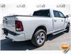 2014 RAM 1500 Sport White