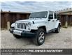 2018 Jeep Wrangler JK Unlimited Sahara (Stk: 210075A) in Calgary - Image 1 of 21