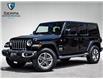 2019 Jeep Wrangler Unlimited Sahara (Stk: 214084DTA) in Toronto - Image 1 of 28