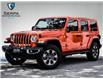 2020 Jeep Wrangler Unlimited Sahara (Stk: P9355) in Toronto - Image 1 of 28