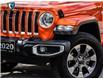 2020 Jeep Wrangler Unlimited Sahara (Stk: P9355) in Toronto - Image 2 of 28