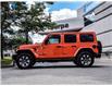 2020 Jeep Wrangler Unlimited Sahara (Stk: P9355) in Toronto - Image 3 of 28
