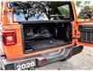 2020 Jeep Wrangler Unlimited Sahara (Stk: P9355) in Toronto - Image 14 of 28