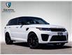 2019 Land Rover Range Rover Sport SVR (Stk: SE0015) in Toronto - Image 1 of 28